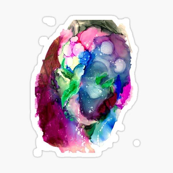 Galaxy Swirl  Sticker