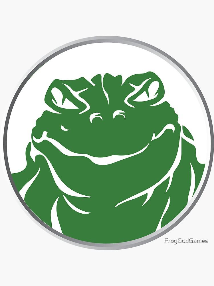 Frog God Games Wear by FrogGodGames