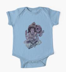 Krishna Short Sleeve Baby One-Piece