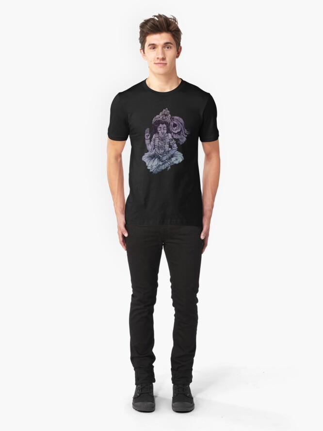 Alternate view of Krishna Slim Fit T-Shirt