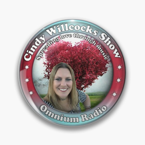 The Cindy Willcocks Show Pin