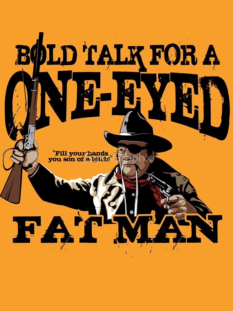 """One Eyed Fat Man"" 