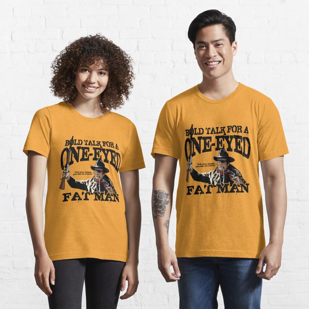 """One Eyed Fat Man"" Essential T-Shirt"