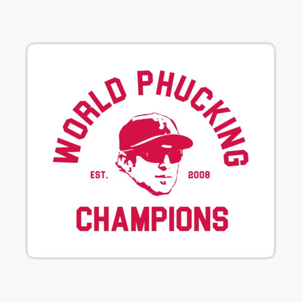 World Champions 1 Sticker