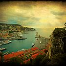 Port of Nice, France by Yelena Rozov