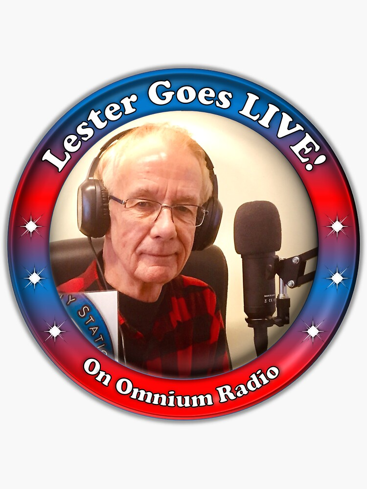 Lester Goes LIVE by OmniumRadio