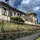 The Crumlin Road Courthouse by Victoria limerick