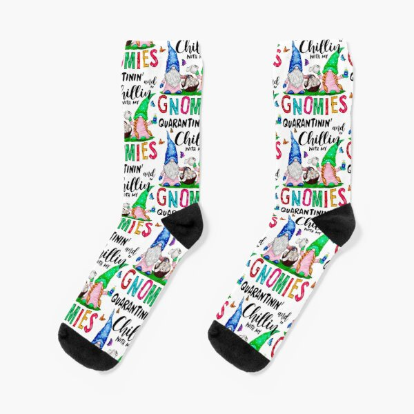 Robert Graham Sawmills Sock in Khaki