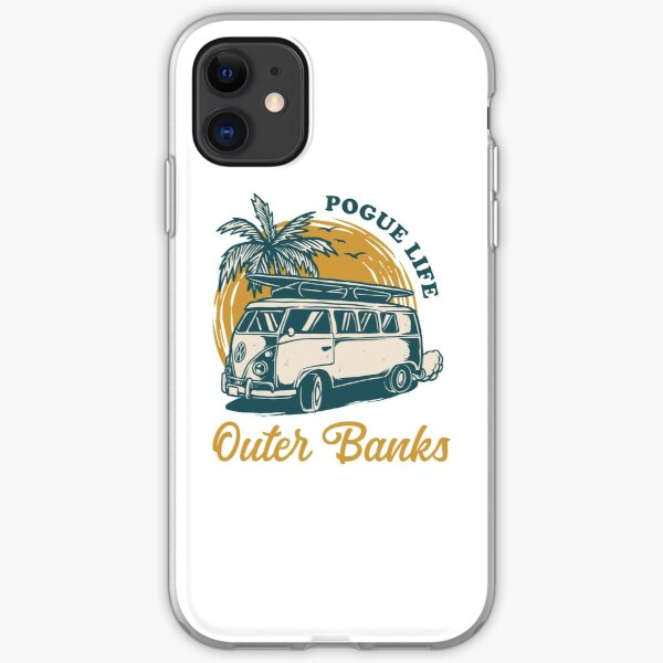 Outer Banks Pogue Life - OBX Netflix iPhone Soft Case