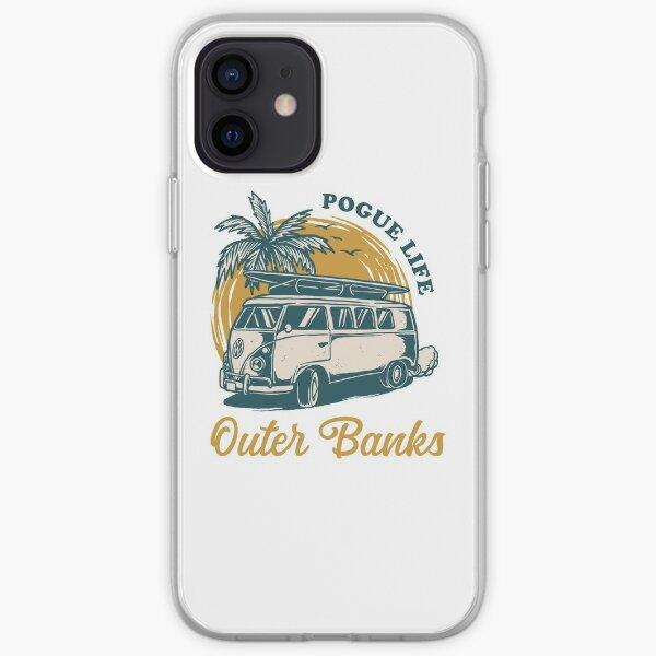 Outer Banks Pogue Life - OBX Netflix Coque souple iPhone