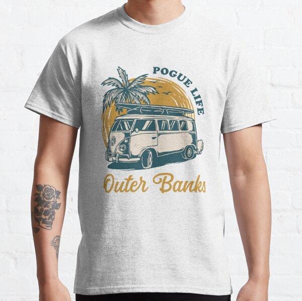 Outer Banks Pogue Life - OBX Netflix T-shirt classique
