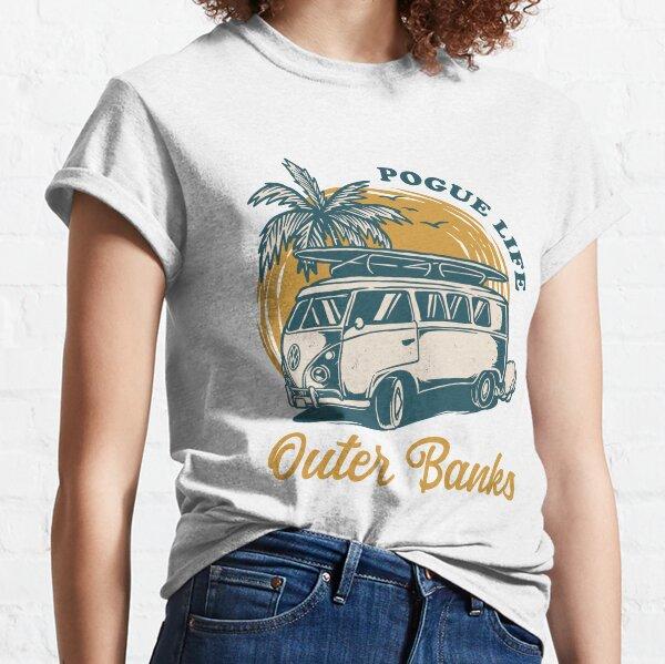 Outer Banks Pogue Life - OBX Netflix Classic T-Shirt