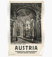 Vintage - Austria Poster