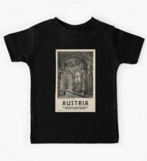 Vintage - Austria Kids Tee