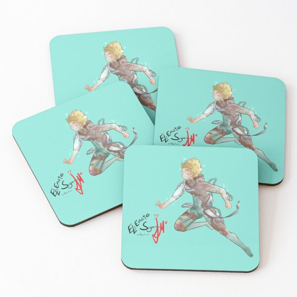 Mik (signature colllection) Coasters (Set of 4)