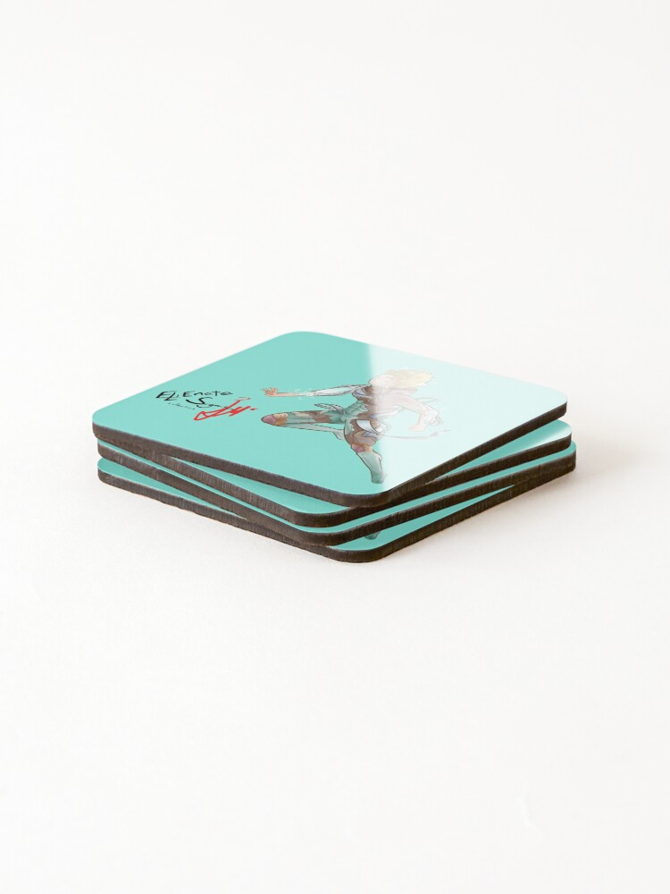Alternate view of Mik (signature colllection) Coasters (Set of 4)