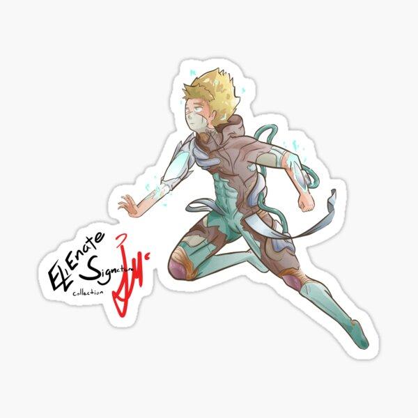 Mik (signature colllection) Sticker