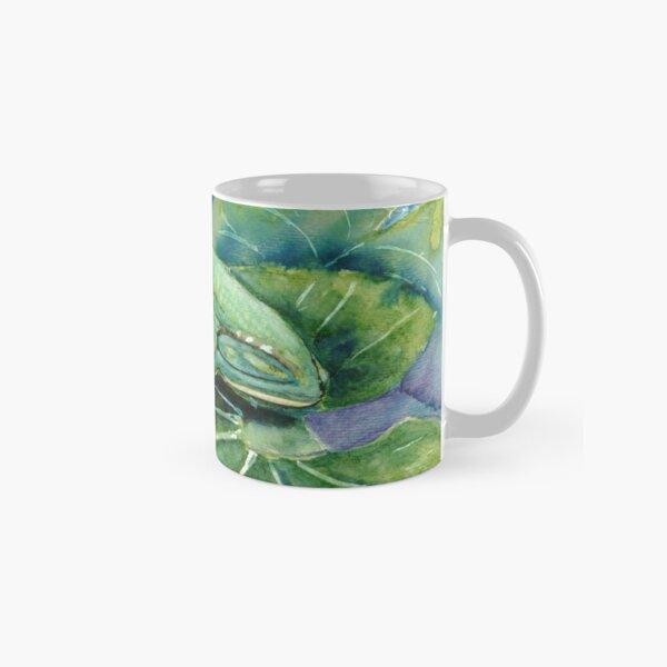 Green Frog Classic Mug