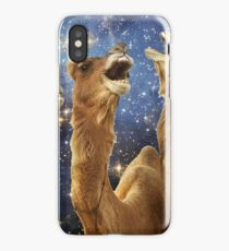 Space Camels iPhone Case/Skin