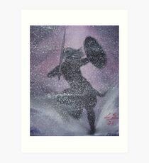 """""""Dance Of War""""  by Carter L. Shepard Art Print"""