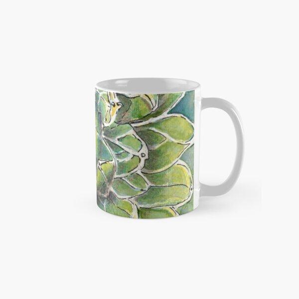 Argave Leaves Classic Mug