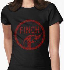 Finch Logo Tee Women's Fitted T-Shirt