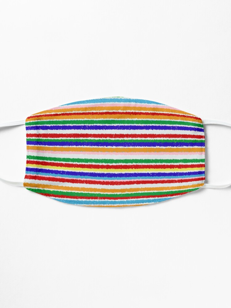 Alternate view of Watercolour Lines Mask