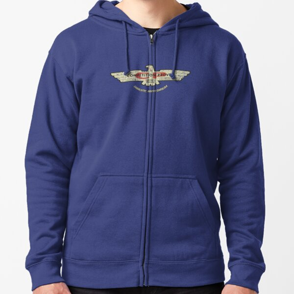 HM Competition Proven Zipped Hoodie