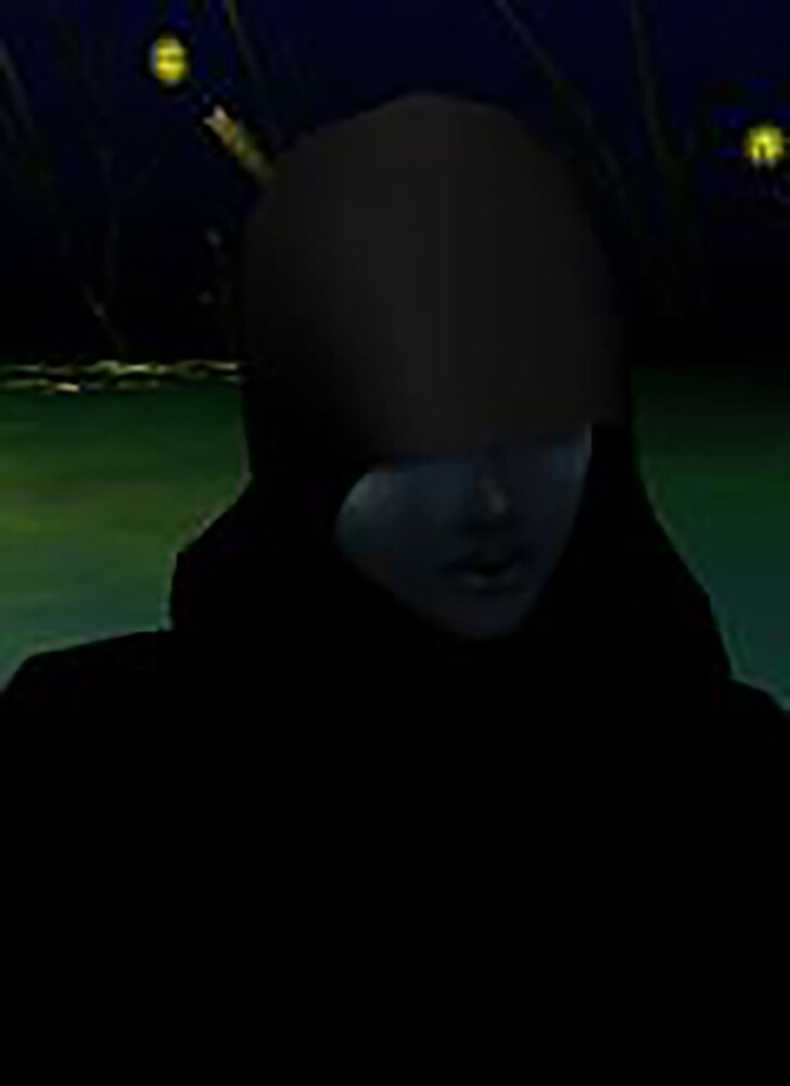 a dark wraith ghost by YodaWars