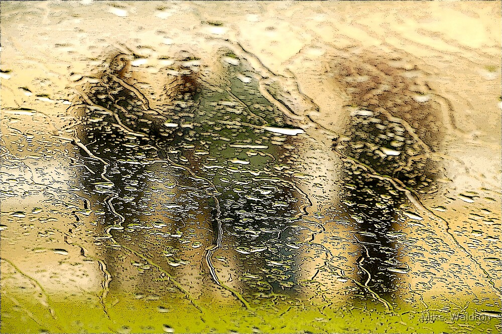 Turning Wet Again by Mike  Waldron