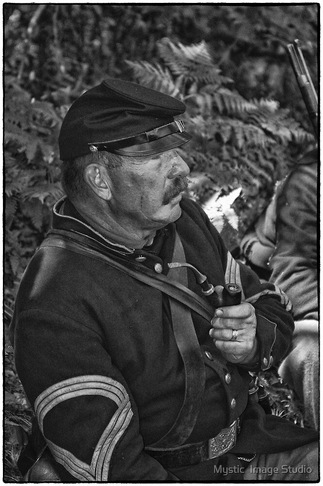 The Sergeant Major by OntheroadImage
