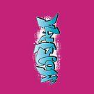 Mooshka Pink by Sam Frysteen