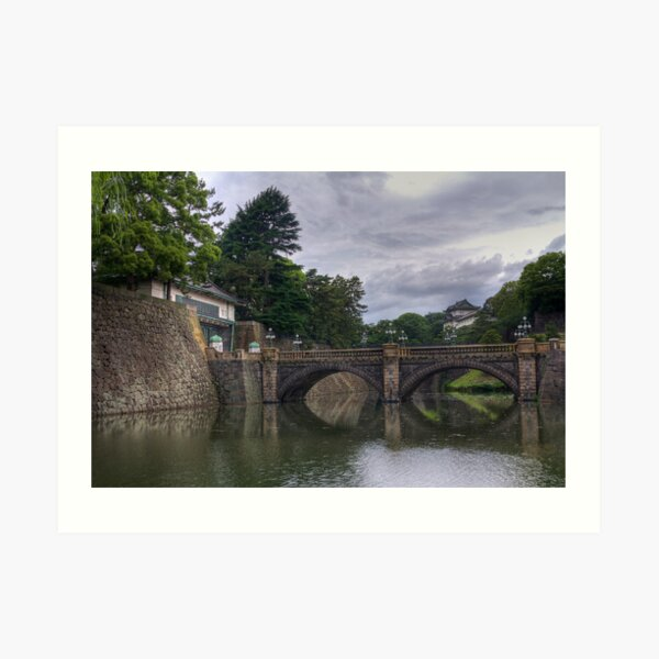 The Imperial Palace Art Print