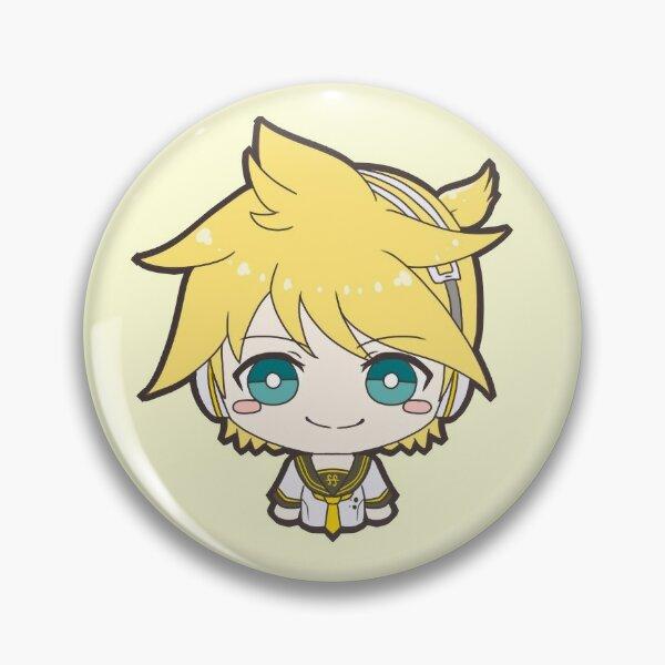 Vocaloid Kagamine Len (V4X Design) Pin