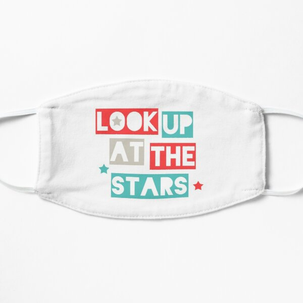 Look Up At The Stars Mask