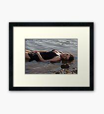 Flotsam & Jetsam Framed Print