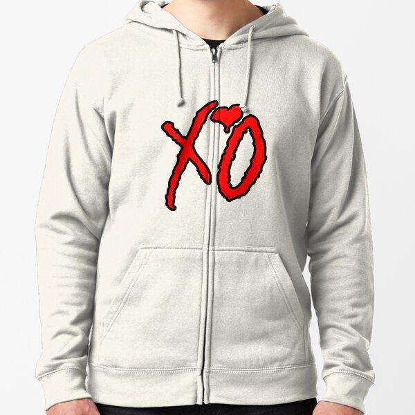 XO Veste zippée à capuche