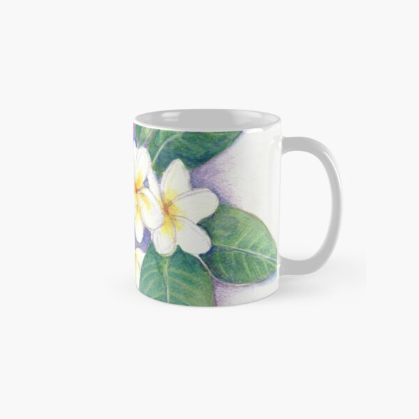 Frangipani Classic Mug
