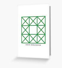 Design 106 Greeting Card