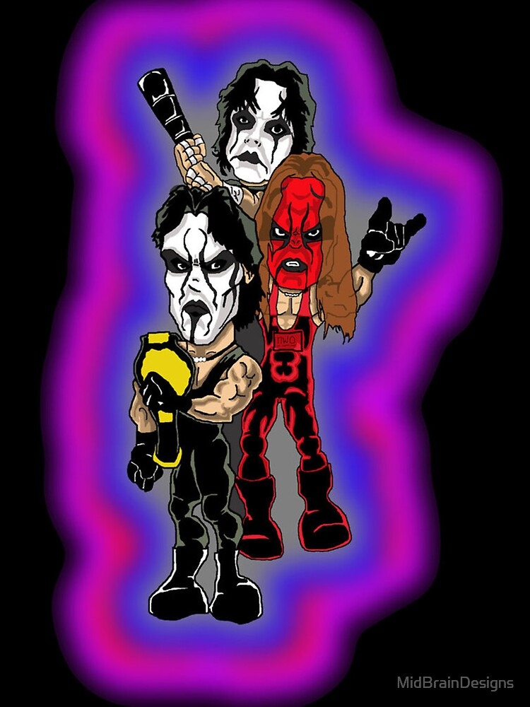 Evolution Of Sting by MidBrainDesigns
