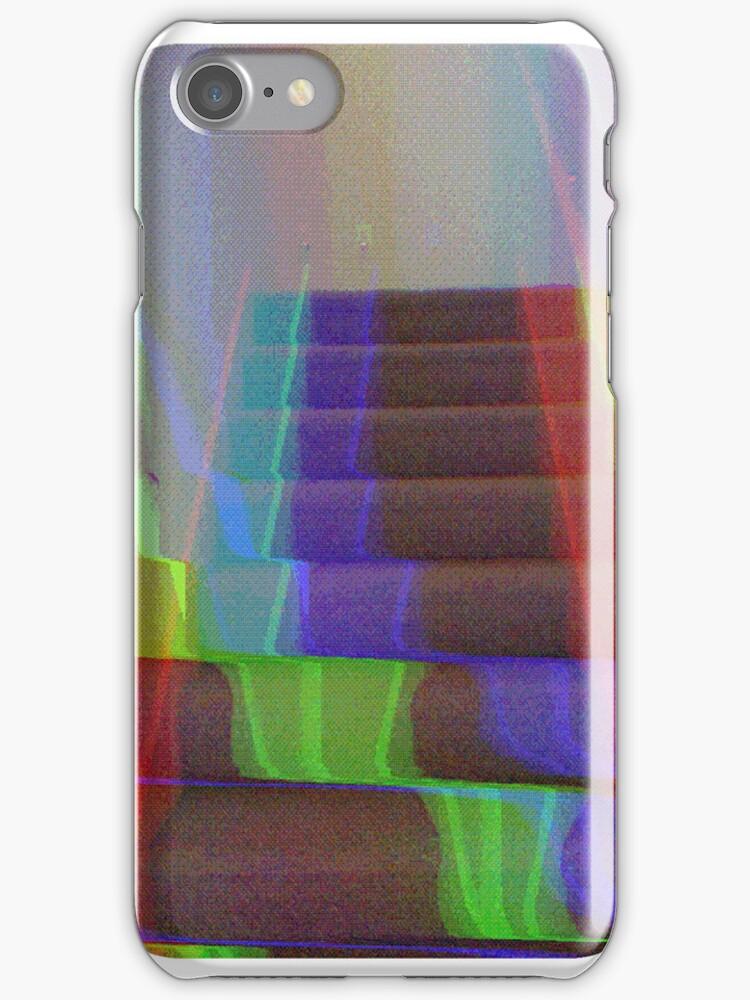Glitch Stairs(Phone) by elub