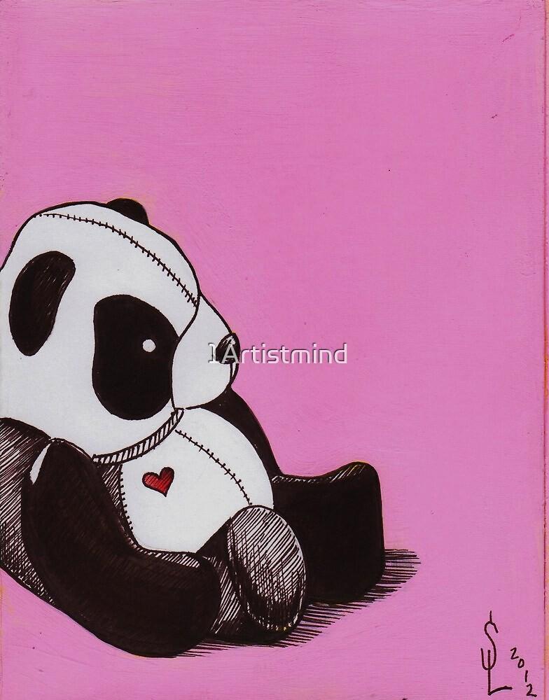 Panda by 1Artistmind