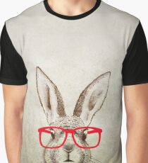 quirky bunny Graphic T-Shirt