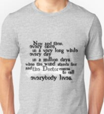 Everybody Lives  T-Shirt