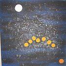 Seven Sisters Dreaming by Derek Trayner
