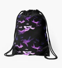 The 100 - Fell From The Stars Drawstring Bag