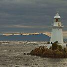 Lighthouse - Hell's Gates, Tasmania by Ben Rae