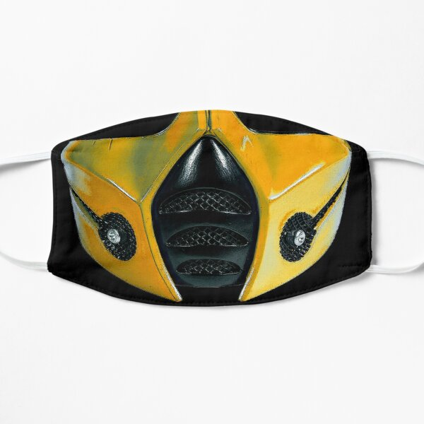 scorpio mask warrior Mask