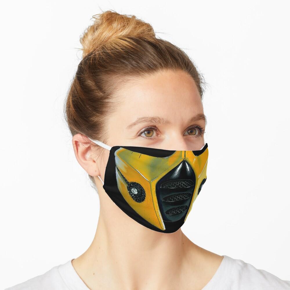 scorpio mask warrior Mask