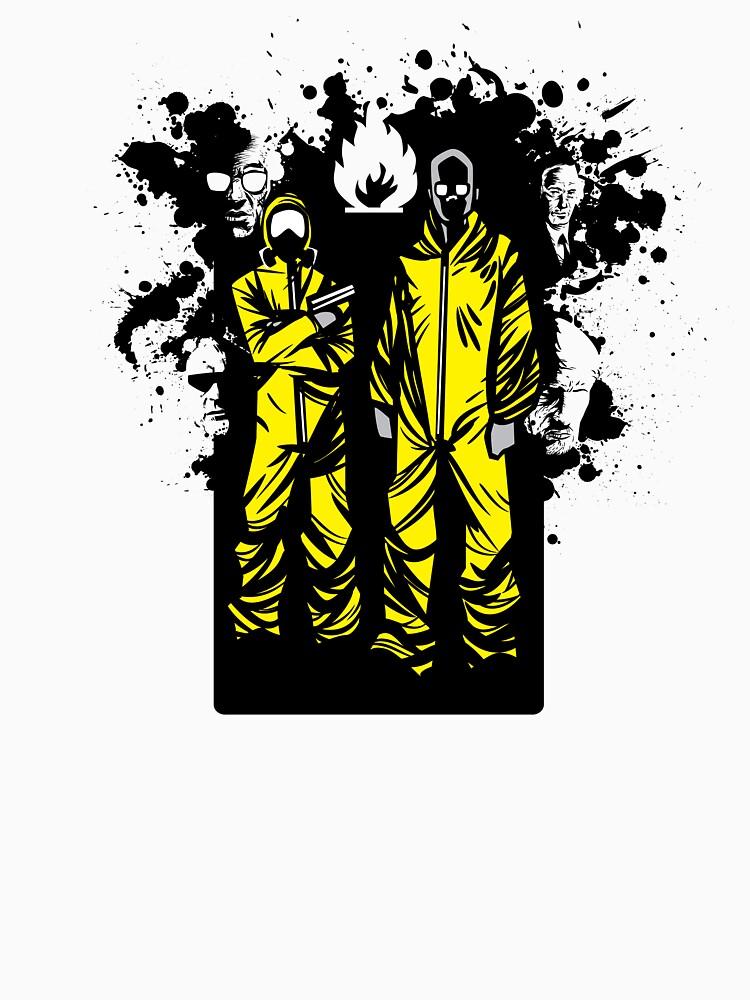 Those Yellow B@st@*ds!   Unisex T-Shirt